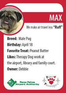 Max Trading Card