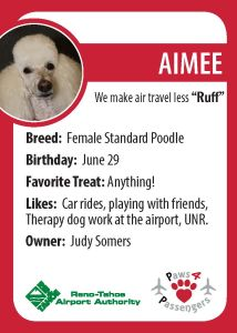 Aimee Trading Card