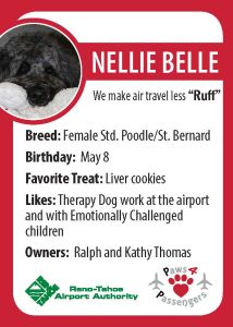 Nellie Belle Trading Card