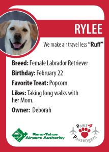 Rylee Trading Card