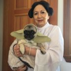 Debbie & Happy - May the 4th Be With You!
